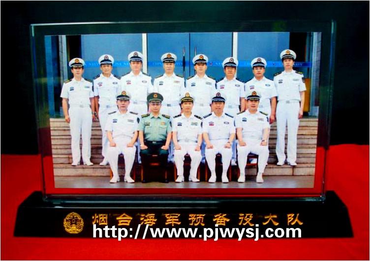 海军退伍纪念品